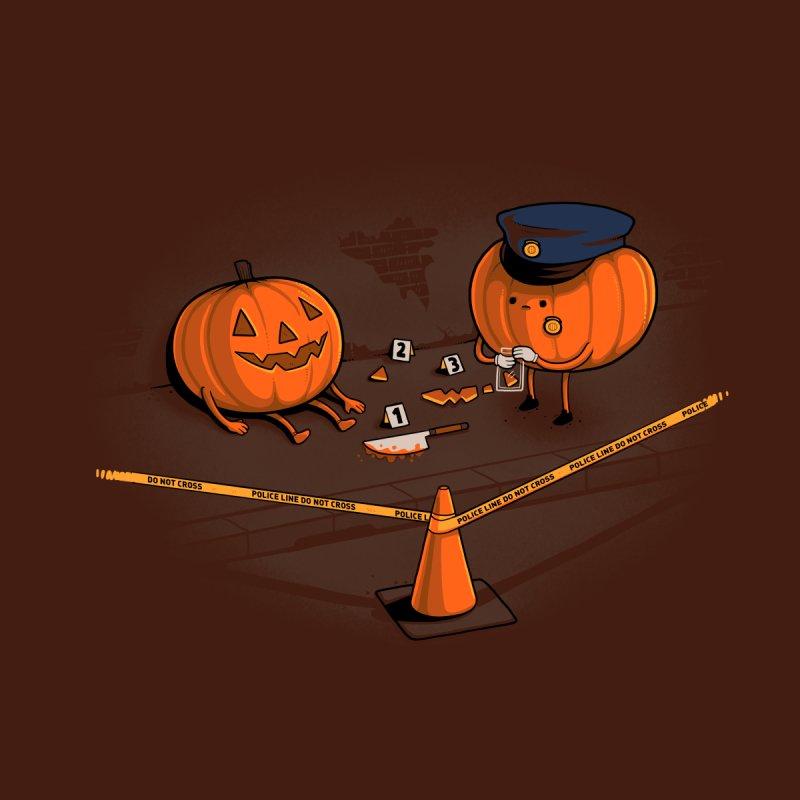 Crime Scene Men's T-Shirt by Threadless Artist Shop