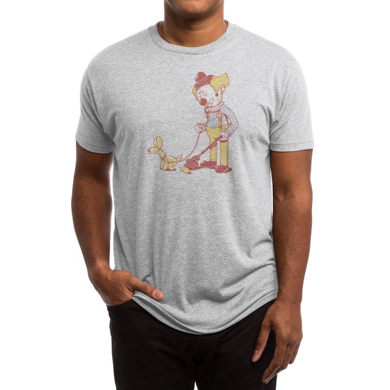 Cleaning Up Men's T-Shirt by Threadless Artist Shop