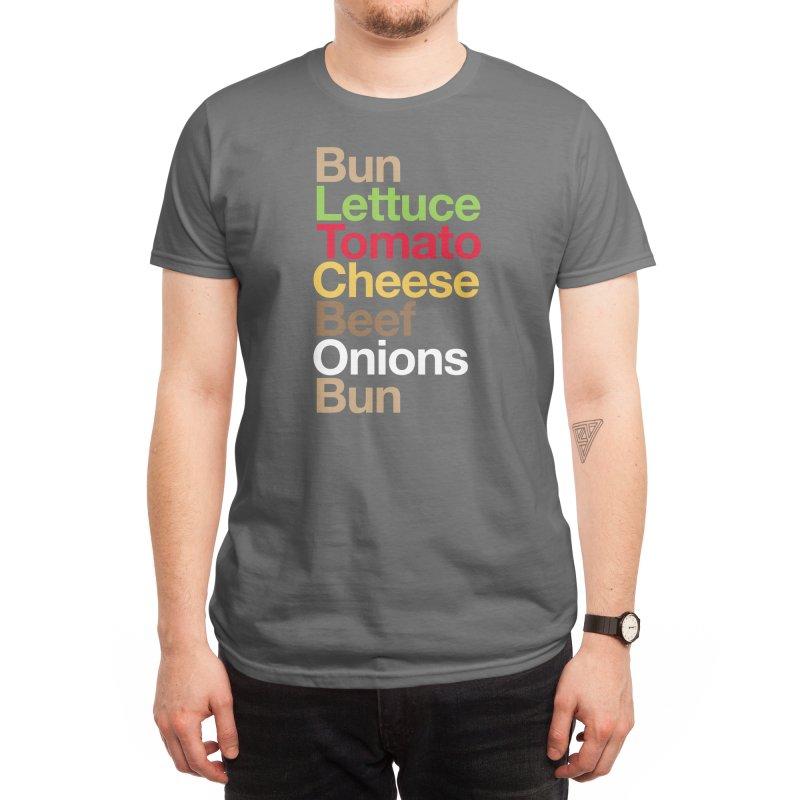 Sanswich Men's T-Shirt by Threadless Artist Shop