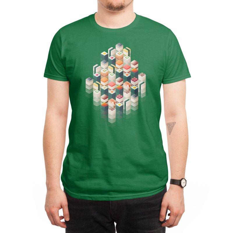 Maki Matrix Men's T-Shirt by Threadless Artist Shop