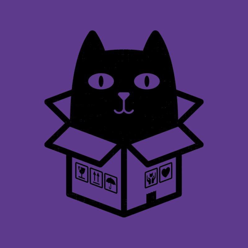 Cats Love Boxes Men's T-Shirt by Threadless Artist Shop