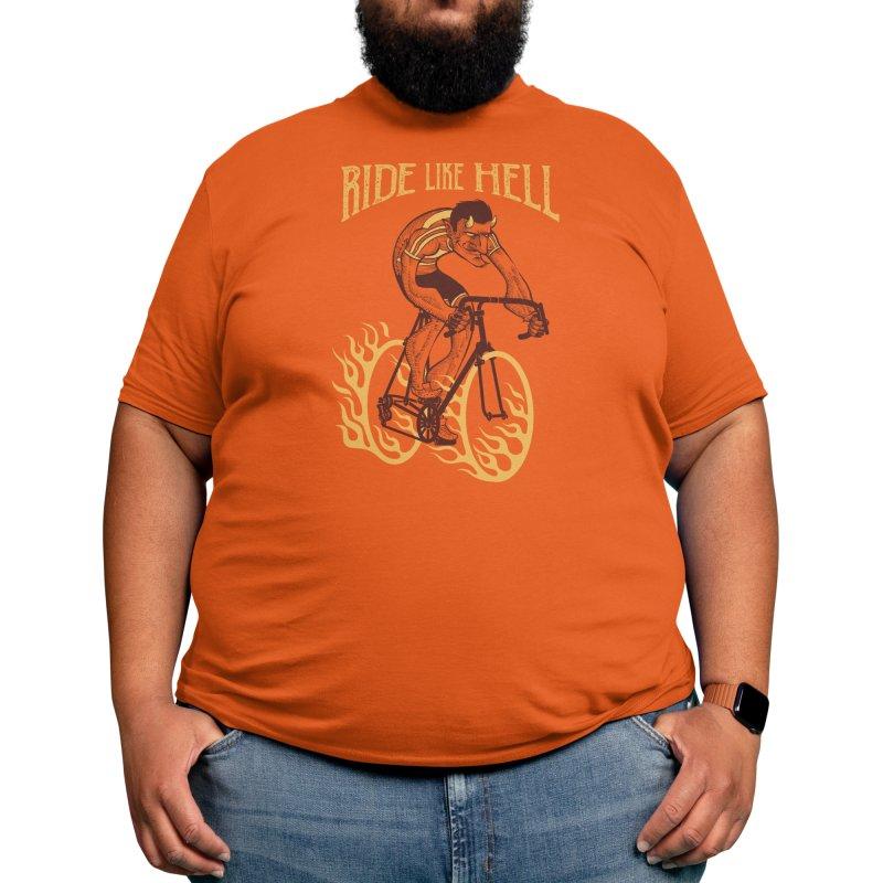 Ride like Hell Men's T-Shirt by Threadless Artist Shop