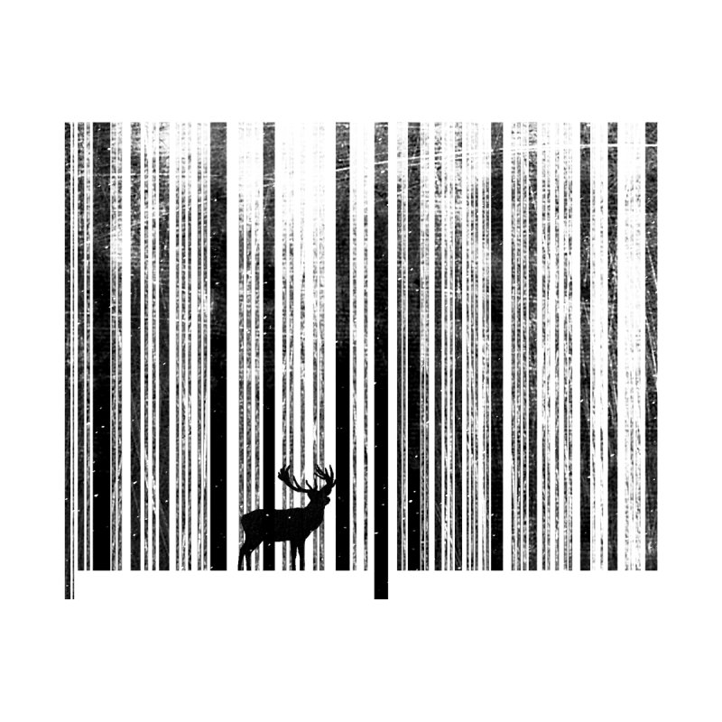 To Scan a Forest Men's T-Shirt by Threadless Artist Shop
