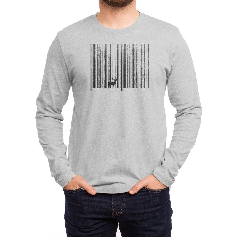To Scan a Forest Men's Longsleeve T-Shirt by Threadless Artist Shop