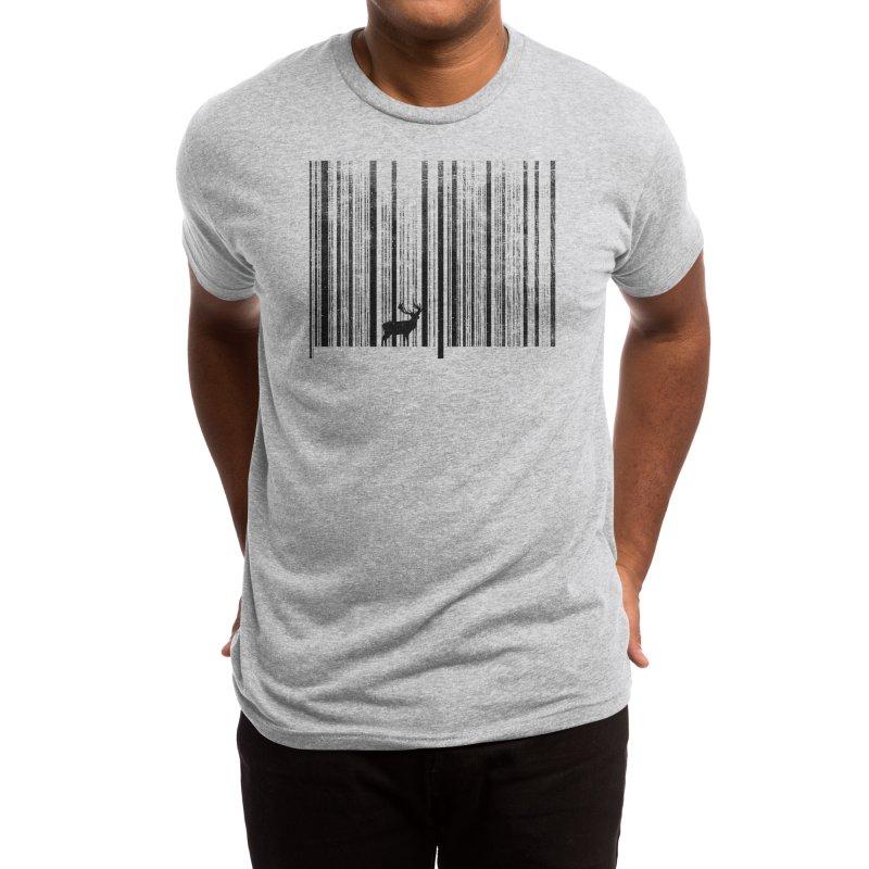 To Scan a Forest Men's T-Shirt by Threadless Artist Shop