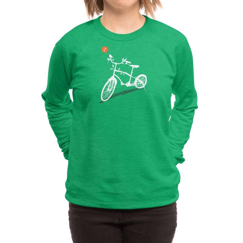 Nature Call! Women's Sweatshirt by Threadless Artist Shop