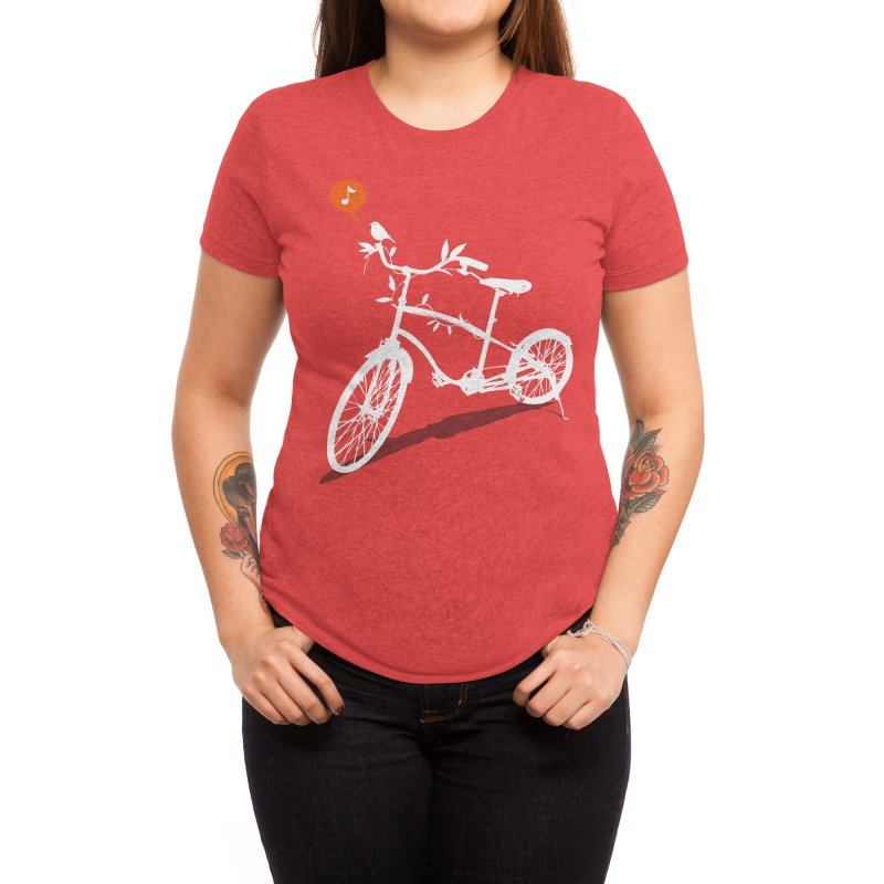 Nature Call! Women's T-Shirt by Threadless Artist Shop