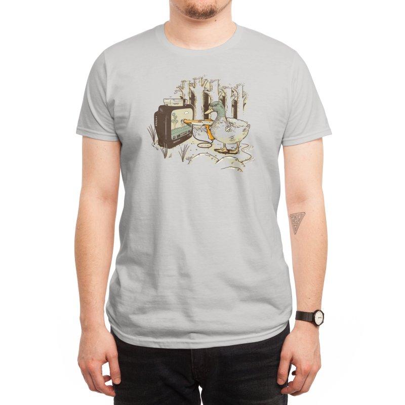8-BIT Vendetta Men's T-Shirt by Threadless Artist Shop