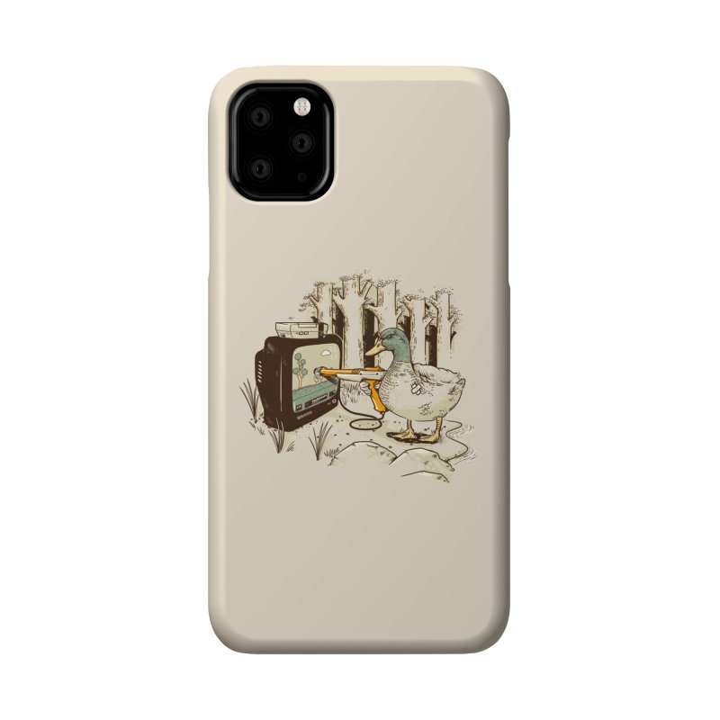 8-BIT Vendetta Accessories Phone Case by Threadless Artist Shop