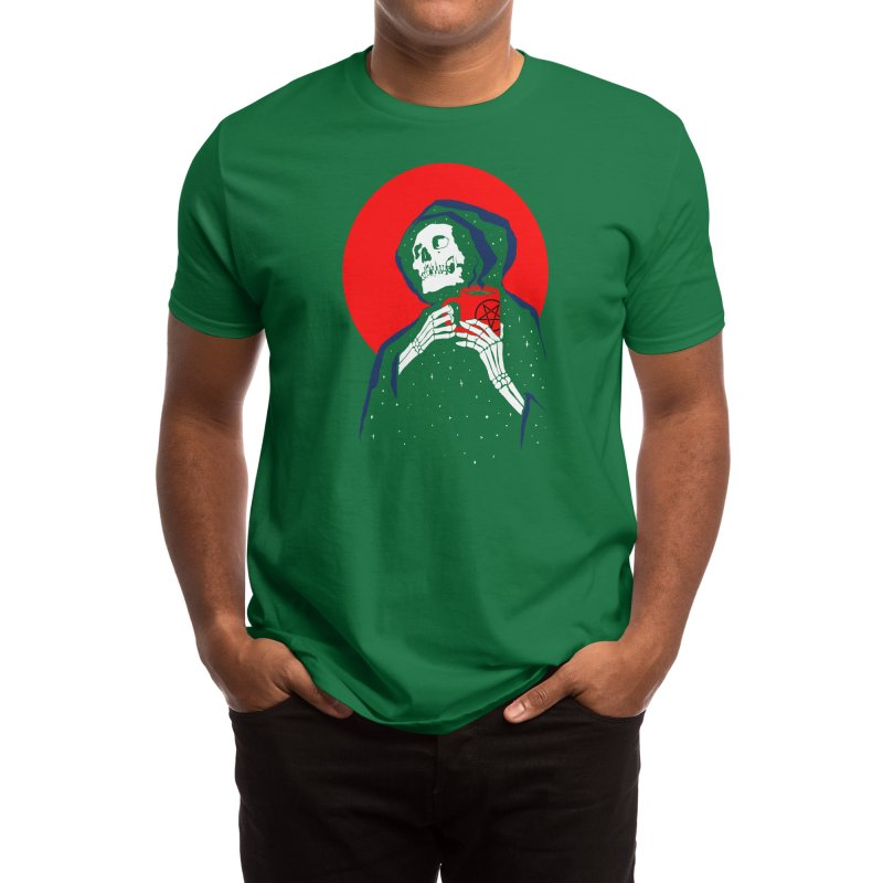 Dark Coffee Men's T-Shirt by Threadless Artist Shop