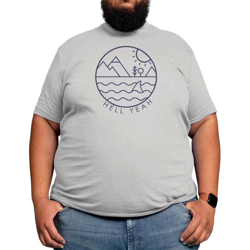 Hell Yeah Men's T-Shirt by Threadless Artist Shop