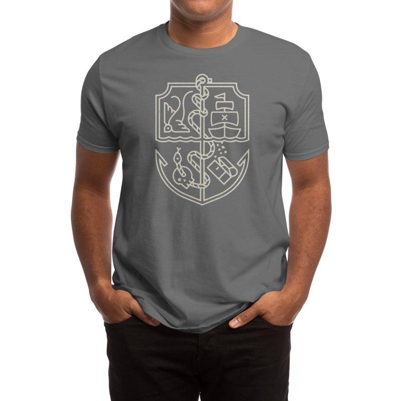 Of the Sea Men's T-Shirt by Threadless Artist Shop
