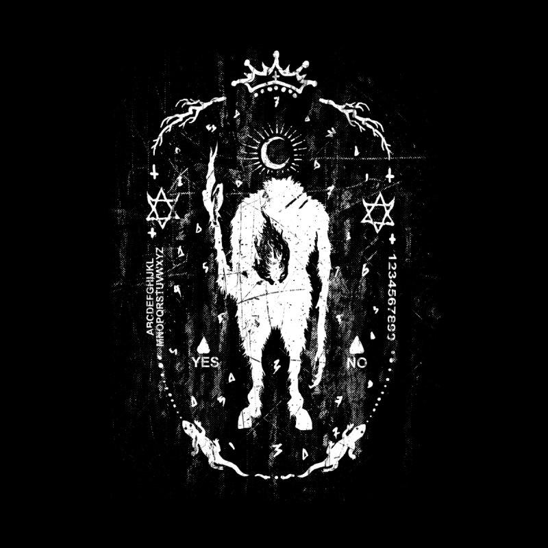 Ouija the mystical Men's Longsleeve T-Shirt by Threadless Artist Shop