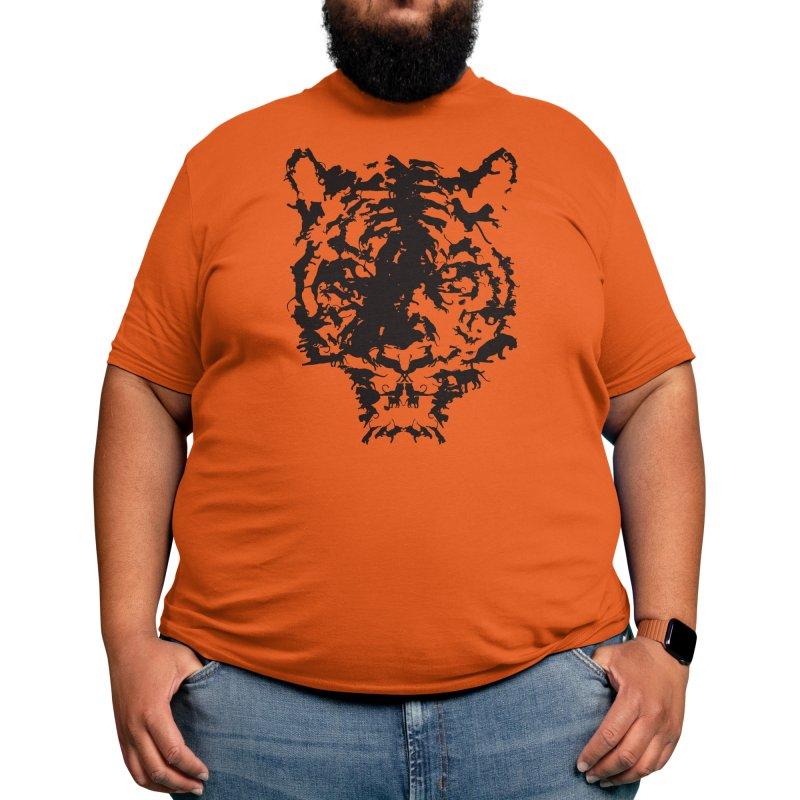 Big Cats Men's T-Shirt by Threadless Artist Shop