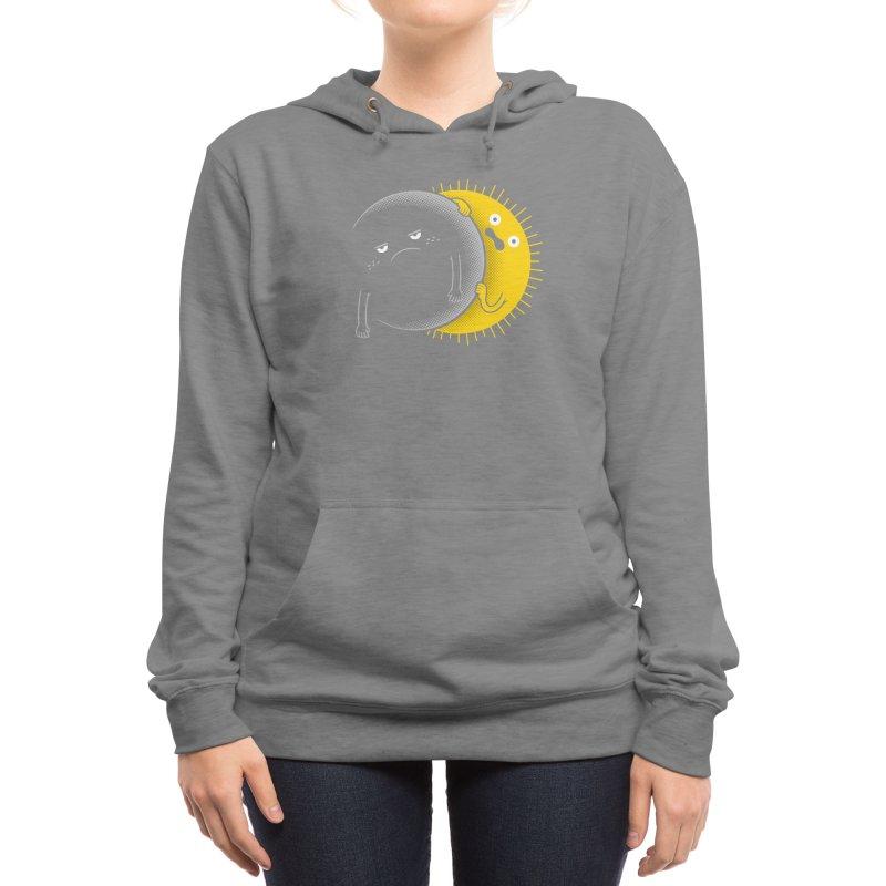Eclipse Women's Pullover Hoody by Threadless Artist Shop