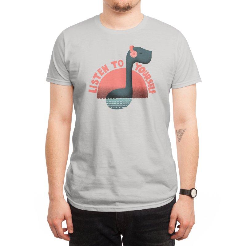 Sound Ness Men's T-Shirt by Threadless Artist Shop
