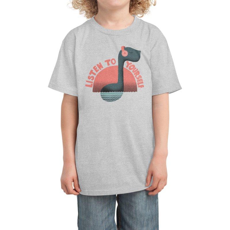 Sound Ness Kids T-Shirt by Threadless Artist Shop