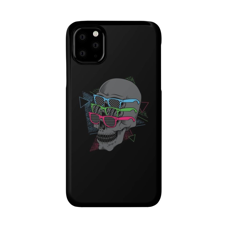 Between The Eyes Accessories Phone Case by Threadless Artist Shop