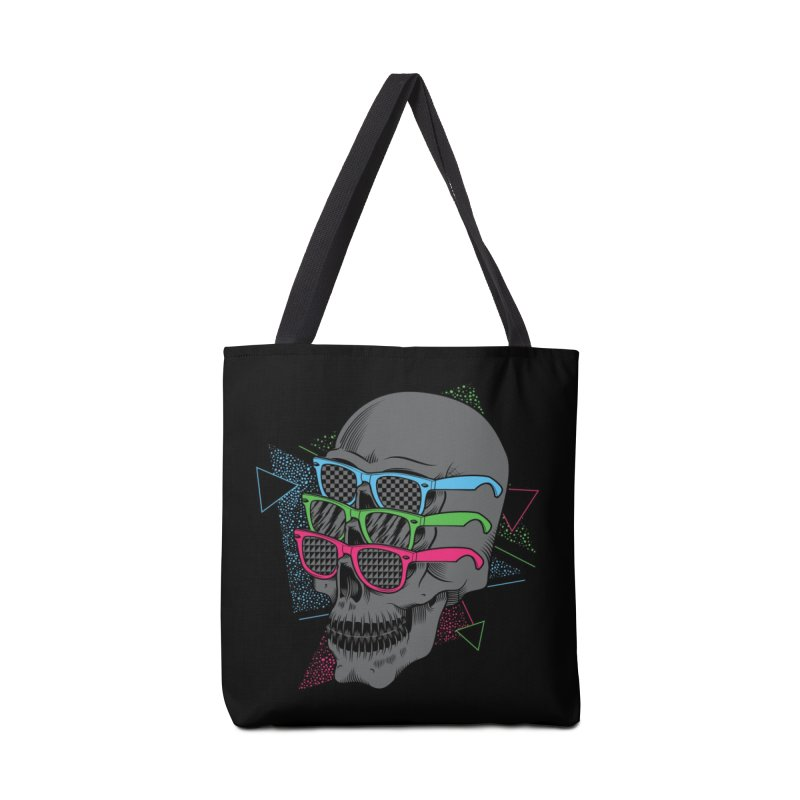 Between The Eyes Accessories Bag by Threadless Artist Shop