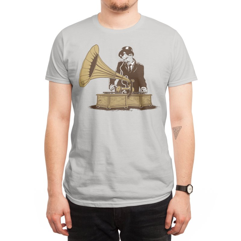 The Future In The Past Men's T-Shirt by Threadless Artist Shop