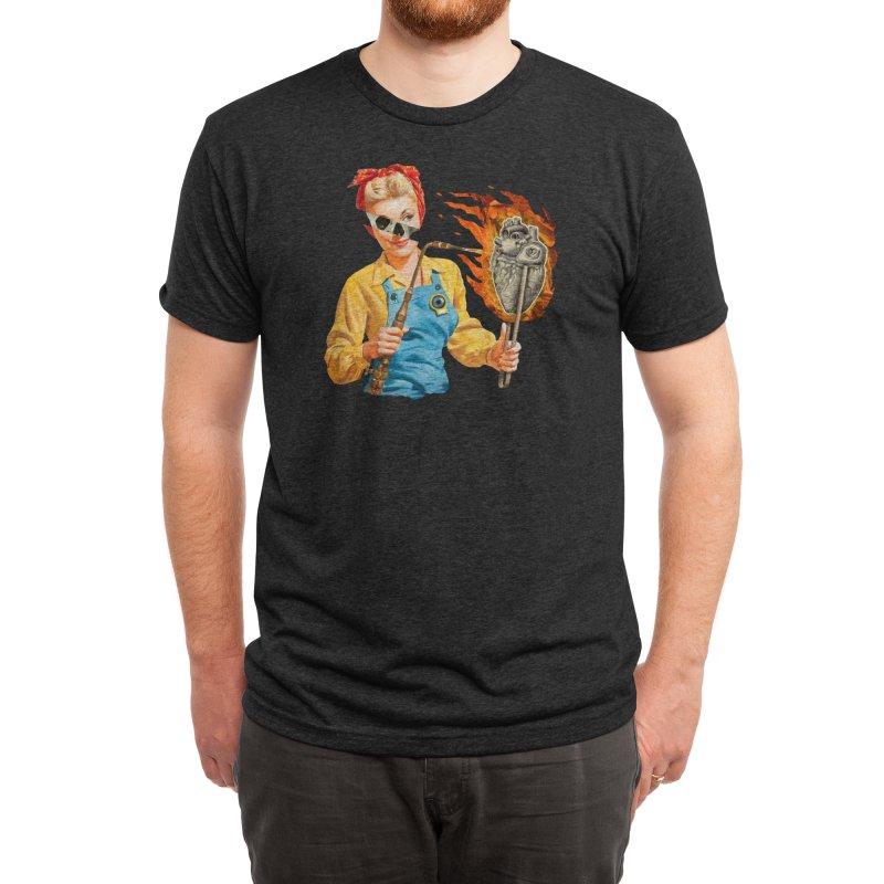 Heartburn Men's T-Shirt by Threadless Artist Shop