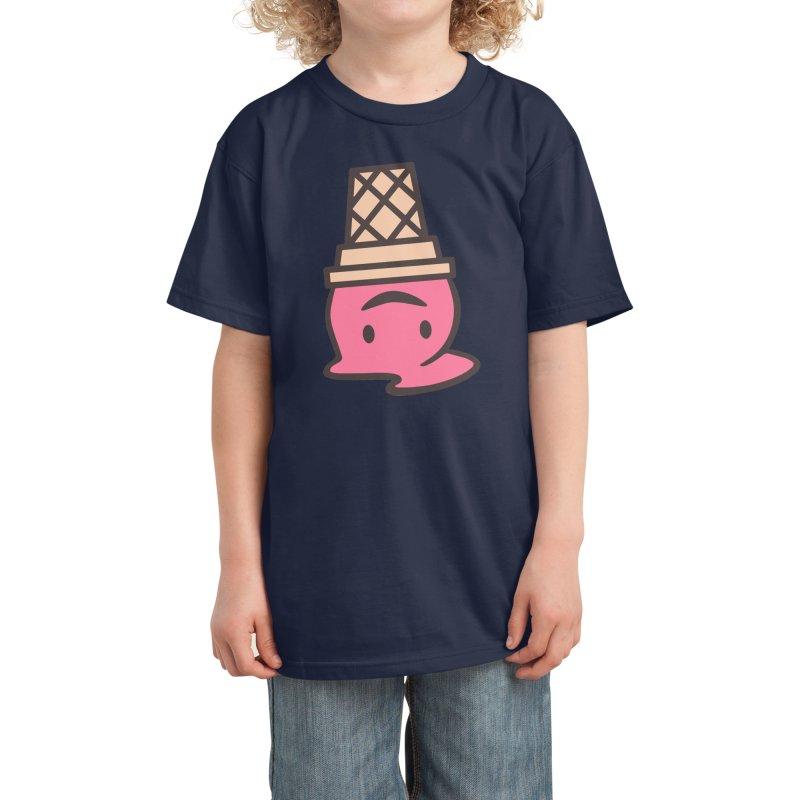 It's Fine Kids T-Shirt by Threadless Artist Shop