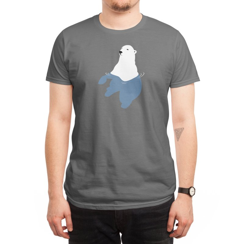 Permafrost Pollution Men's T-Shirt by Threadless Artist Shop