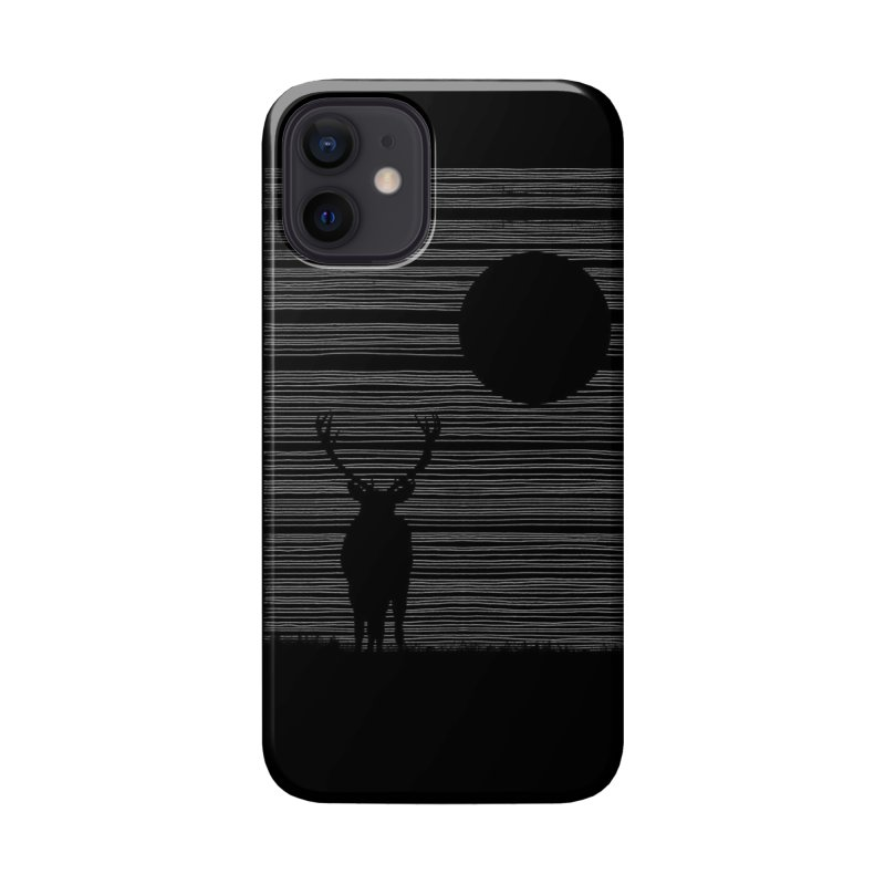 Night Lines Accessories Phone Case by Threadless Artist Shop
