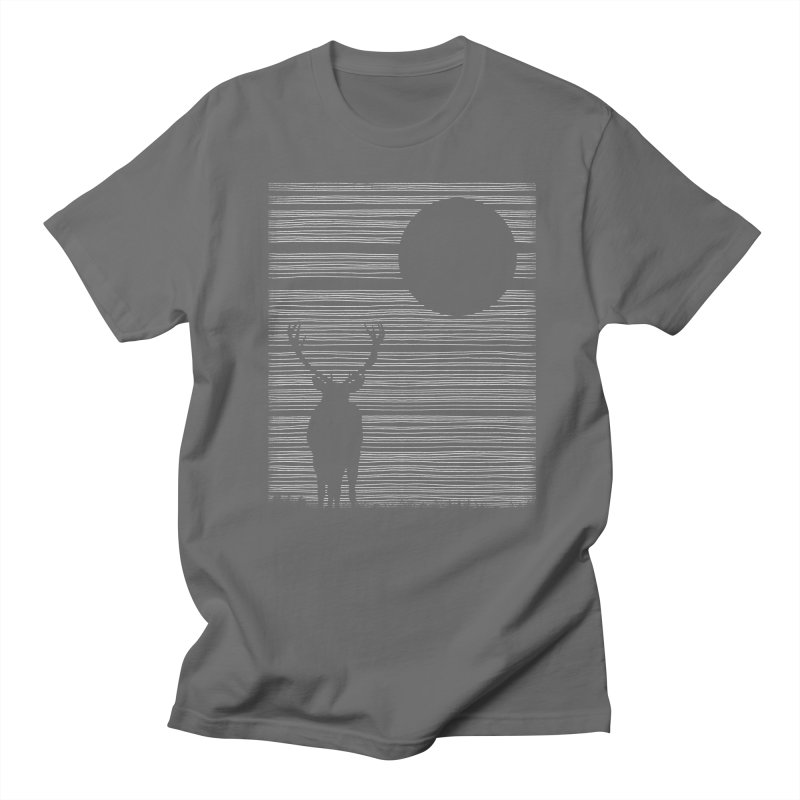 Night Lines Women's T-Shirt by Threadless Artist Shop