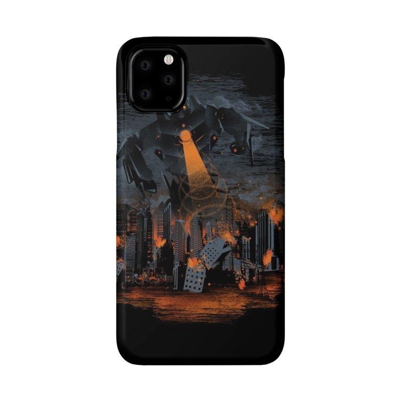Evil Will Burn Accessories Phone Case by Threadless Artist Shop