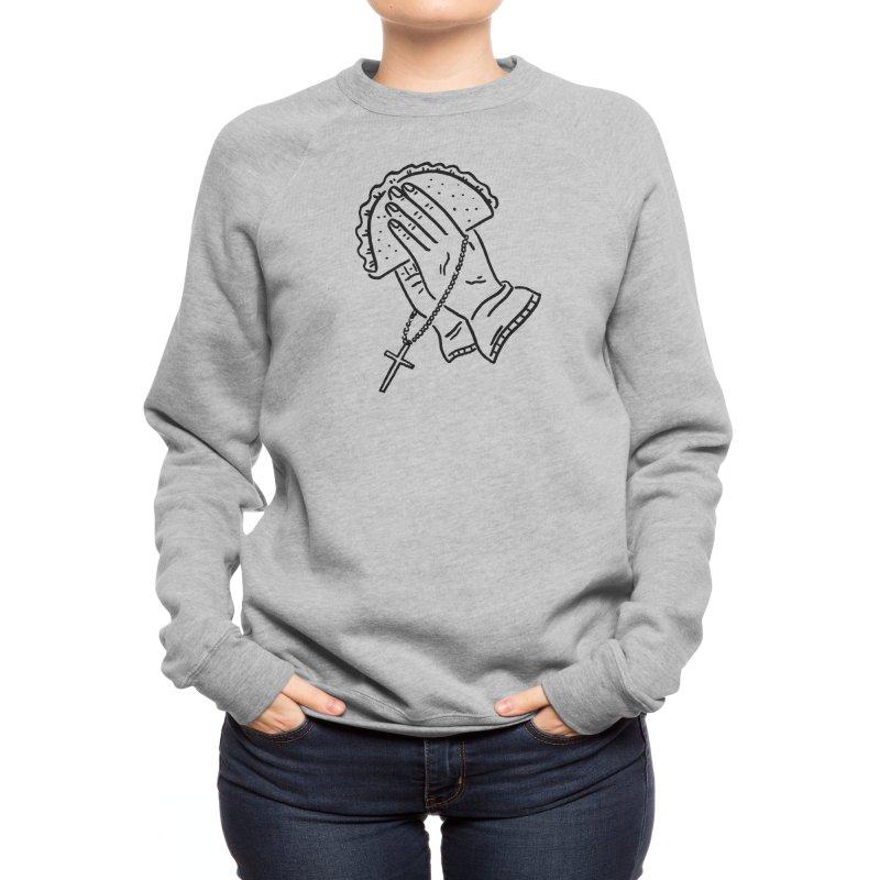 Tacos Al Pastor Women's Sweatshirt by Threadless Artist Shop