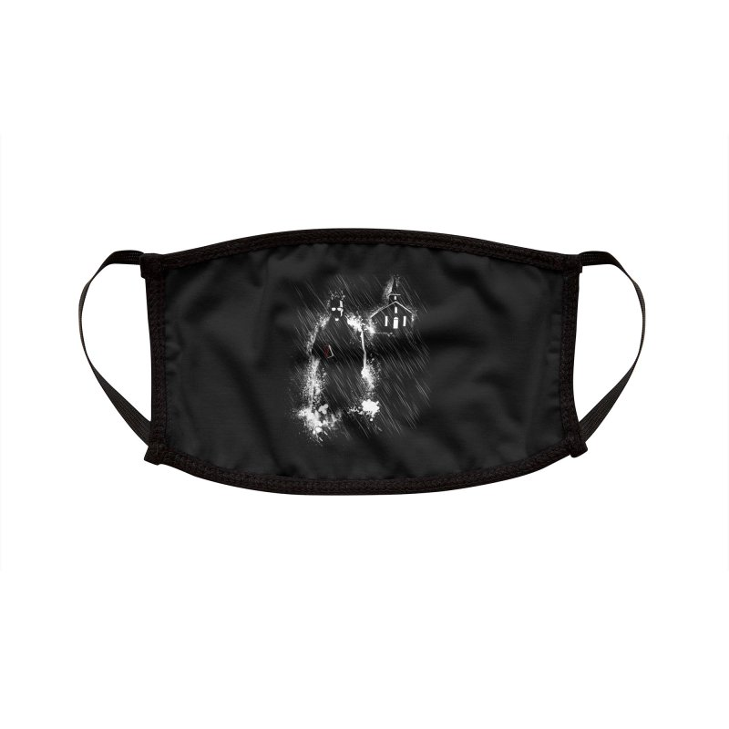 Sin City Accessories Face Mask by Threadless Artist Shop