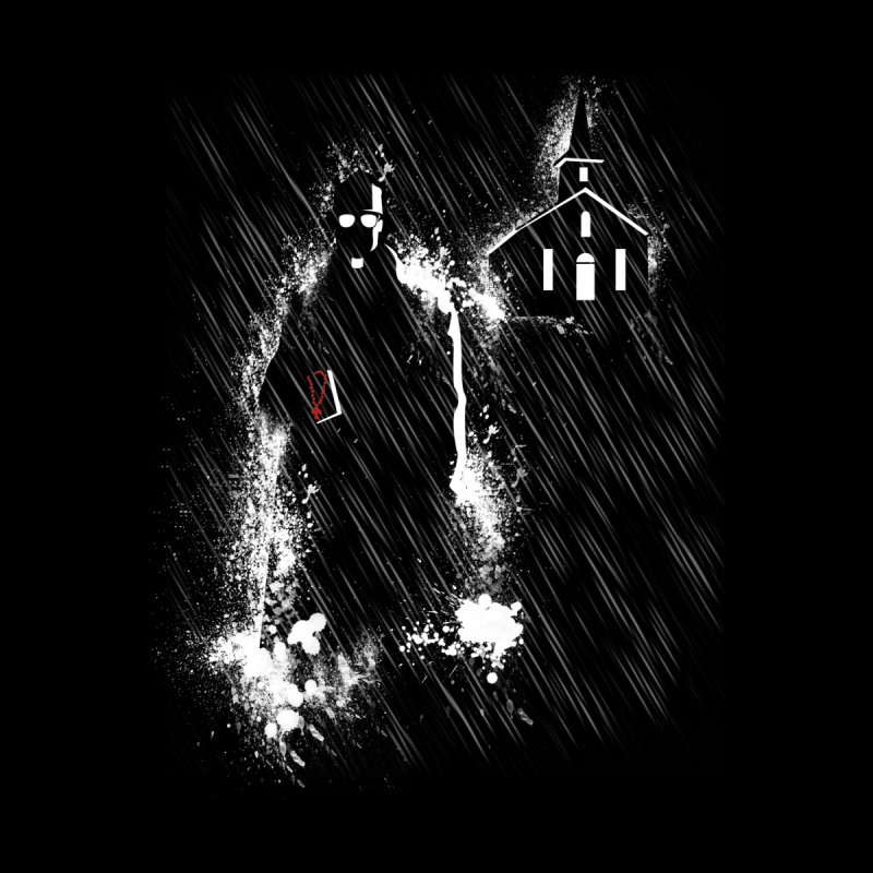 Sin City Home Fine Art Print by Threadless Artist Shop