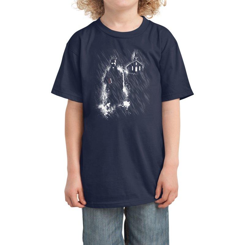 Sin City Kids T-Shirt by Threadless Artist Shop