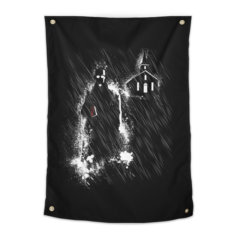 Sin City Home Tapestry by Threadless Artist Shop