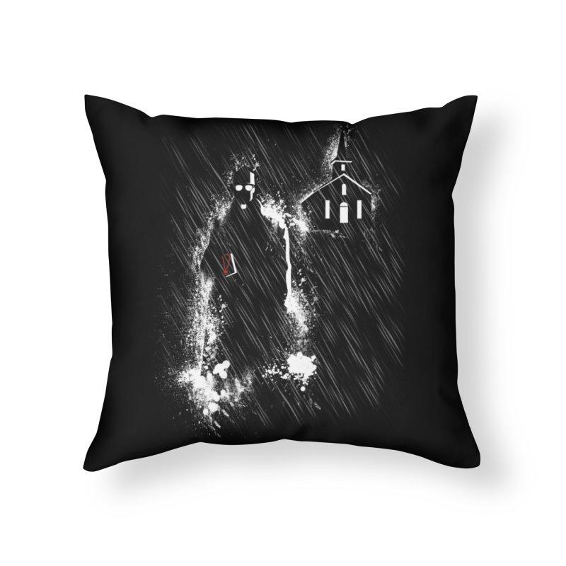 Sin City Home Throw Pillow by Threadless Artist Shop