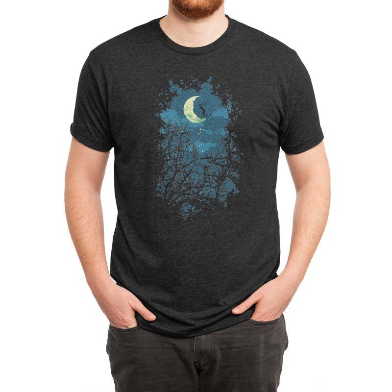 Midnight Worker Men's T-Shirt by Threadless Artist Shop