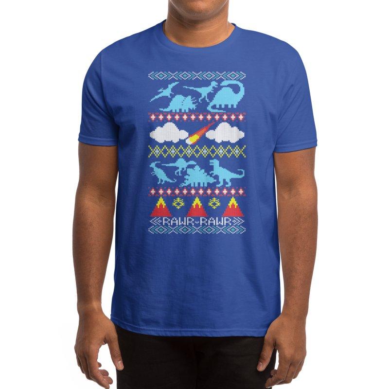 My Grandma Likes Dinosaurs Men's T-Shirt by Threadless Artist Shop