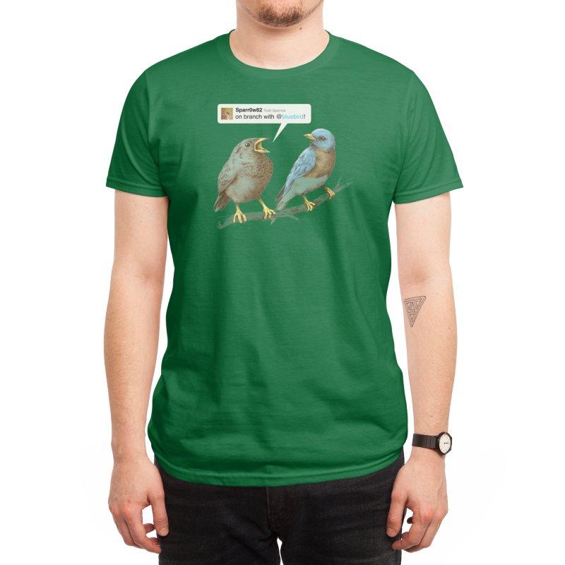Tweet Men's T-Shirt by Threadless Artist Shop