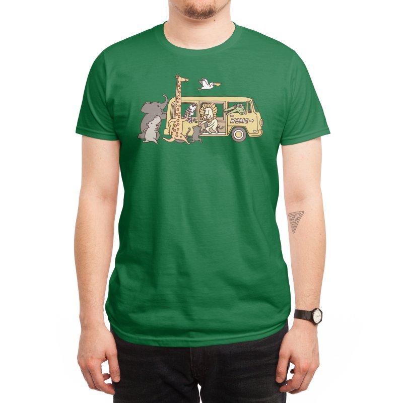 Missing Home Men's T-Shirt by Threadless Artist Shop