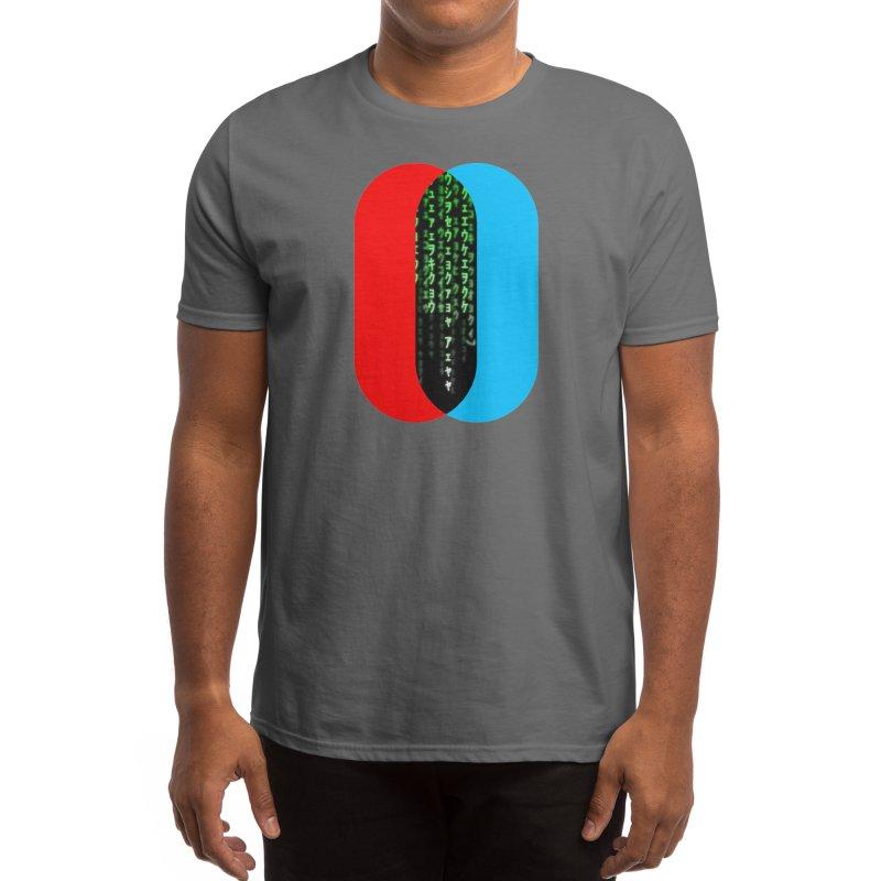 Follow the White Rabbit… Men's T-Shirt by Threadless Artist Shop