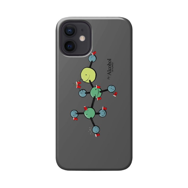Introduction to Molecular Bonding Accessories Phone Case by Threadless Artist Shop