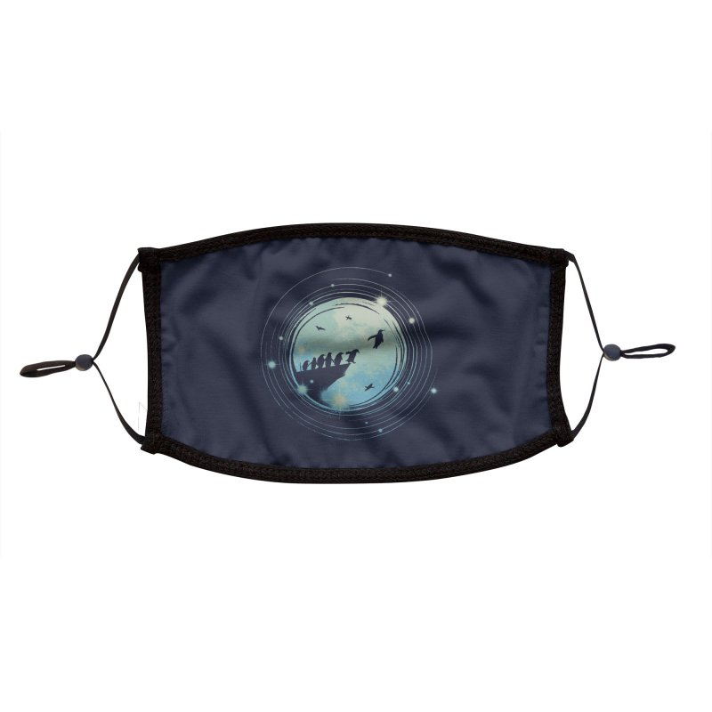 I Believe I Can Fly Accessories Face Mask by Threadless Artist Shop