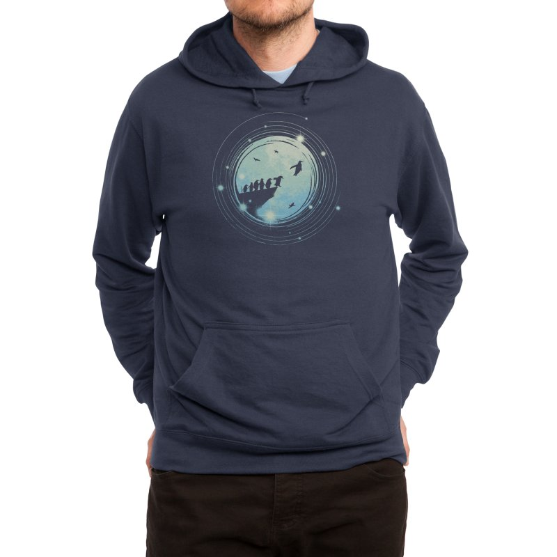 I Believe I Can Fly Men's Pullover Hoody by Threadless Artist Shop