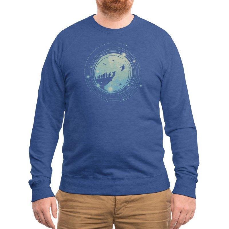 I Believe I Can Fly Men's Sweatshirt by Threadless Artist Shop