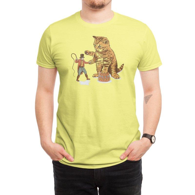 Training Day - Daniel Arzola & Chris Phillips Men's T-Shirt by Threadless Artist Shop