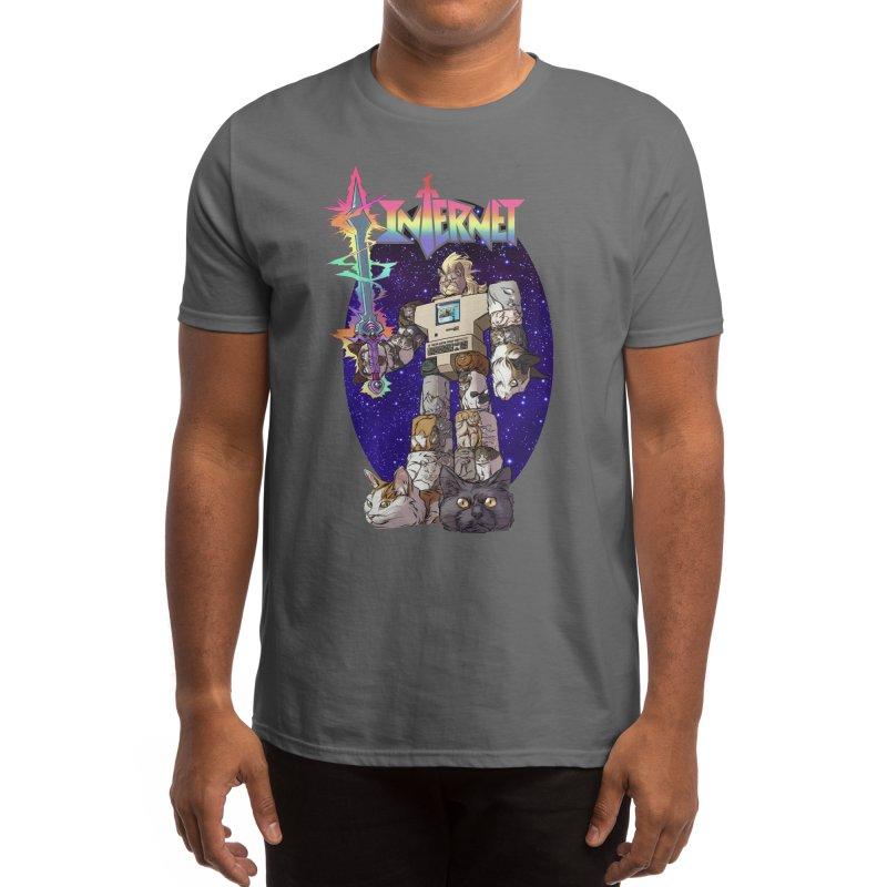 INTERNET Men's T-Shirt by Threadless Artist Shop