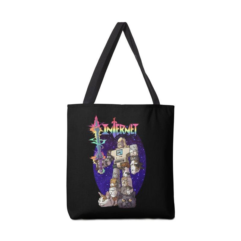 INTERNET Accessories Bag by Threadless Artist Shop