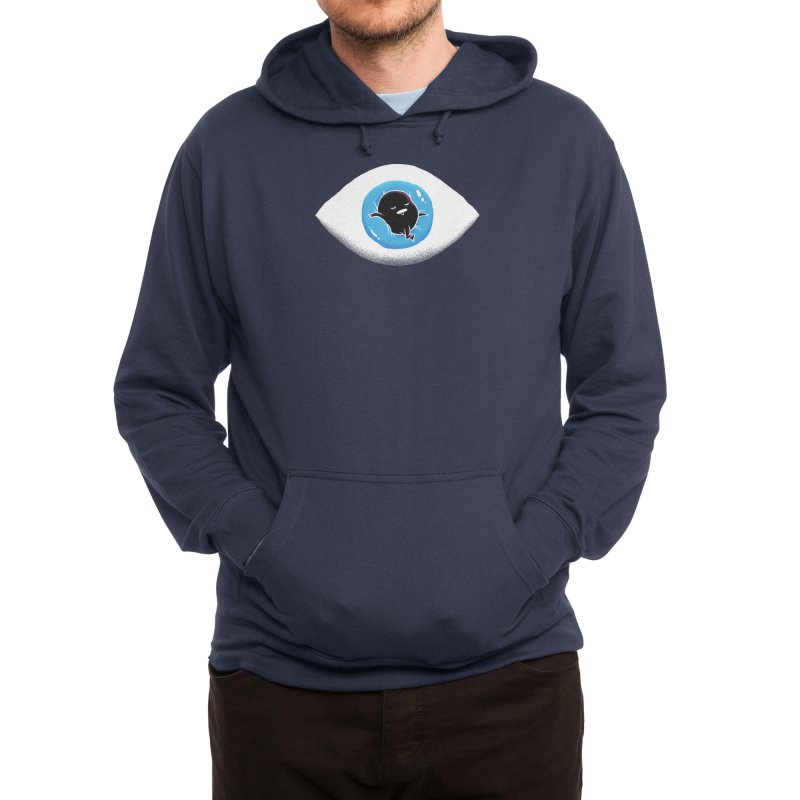 Lazy eye Men's Pullover Hoody by Threadless Artist Shop