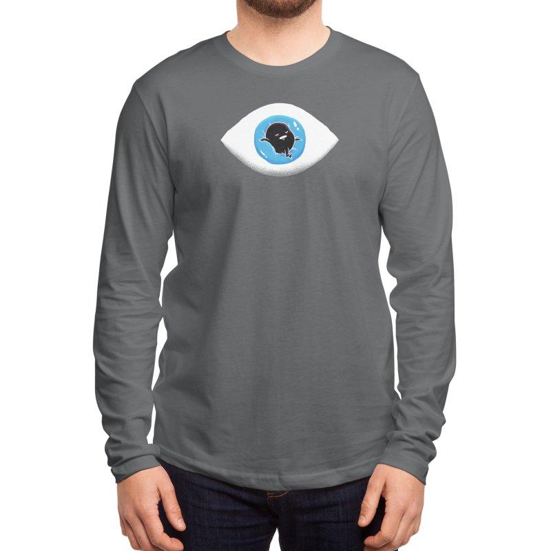 Lazy eye Men's Longsleeve T-Shirt by Threadless Artist Shop